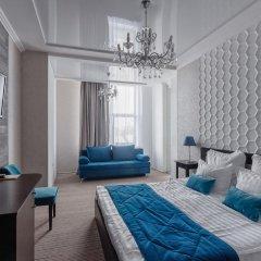 Гостиница Гермес 3* Улучшенный номер с различными типами кроватей