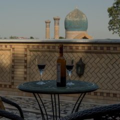 Отель L'Argamak Hotel Узбекистан, Самарканд - отзывы, цены и фото номеров - забронировать отель L'Argamak Hotel онлайн фото 7