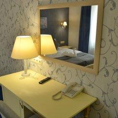 Гостиница Ajur 3* Стандартный номер 2 отдельными кровати фото 15