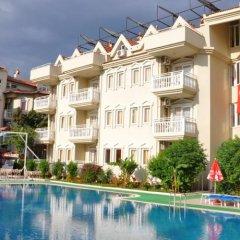 Sun Dream Apartments Турция, Мармарис - отзывы, цены и фото номеров - забронировать отель Sun Dream Apartments онлайн бассейн фото 2
