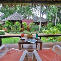 Отель Sunset Village Beach Resort 4* Коттедж с различными типами кроватей фото 7