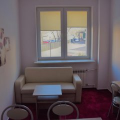 Отель Centrum Konferencyjne IBIB PAN Студия с различными типами кроватей фото 6