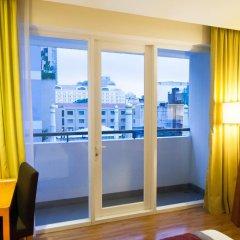 Saigon Hotel 3* Улучшенный номер с различными типами кроватей фото 7