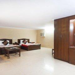 Отель Landmark Inn 3* Люкс с различными типами кроватей фото 3