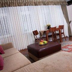 Апарт-отель Sultanahmet Suites Семейный люкс с двуспальной кроватью фото 5