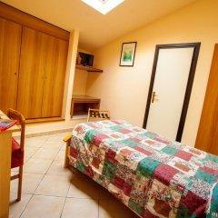 Hotel Villa Il Castagno 2* Стандартный номер с различными типами кроватей (общая ванная комната) фото 2