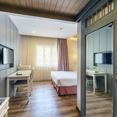 Отель Royal Rattanakosin 4* Номер Делюкс фото 4