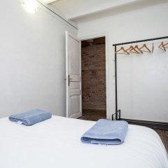 Отель Flateli Jaume Fabra Испания, Барселона - отзывы, цены и фото номеров - забронировать отель Flateli Jaume Fabra онлайн комната для гостей фото 2