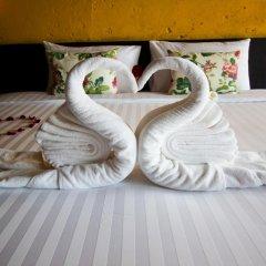 The Rubber Hotel Стандартный номер с двуспальной кроватью фото 8