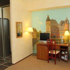 Мини-отель Bier Лога Люкс с различными типами кроватей