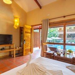 Отель Bauhinia Resort 3* Бунгало с различными типами кроватей фото 5