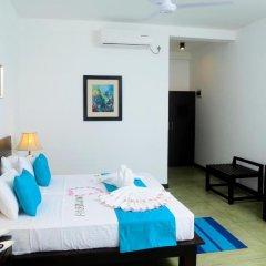 Отель Coco Royal Beach Resort 4* Номер Делюкс с различными типами кроватей фото 5