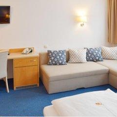Hotel Nummerhof 3* Стандартный номер фото 7