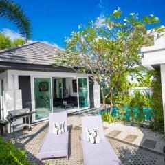 Отель Villas In Pattaya 5* Стандартный номер с 2 отдельными кроватями фото 21