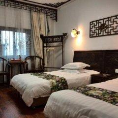 Отель Shantang Inn - Suzhou 3* Номер Делюкс с 2 отдельными кроватями фото 2