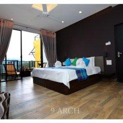 Отель 9 Arch 3* Улучшенный номер с различными типами кроватей фото 5