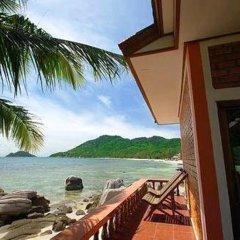 Отель View Cliff Resort пляж