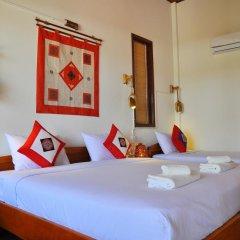 Отель Jardin De Mai Hoi An Номер Делюкс с различными типами кроватей фото 7