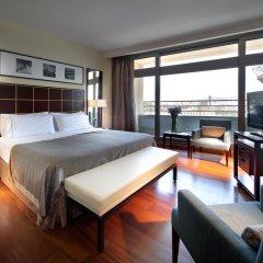 Отель Eurostars Grand Marina 5* Стандартный номер с различными типами кроватей фото 6