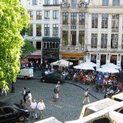 The Moon Hotel Brussels Брюссель приотельная территория