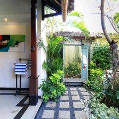 Отель Aleesha Villas 3* Улучшенная вилла с различными типами кроватей фото 5