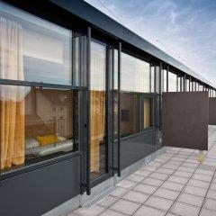 Отель LetoMotel балкон