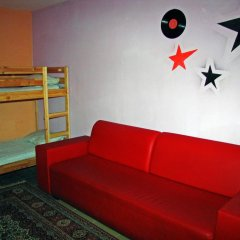 Хостел Маня Кровать в женском общем номере с двухъярусной кроватью фото 4