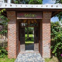 Отель An Bang Garden House Вилла Делюкс с различными типами кроватей фото 16