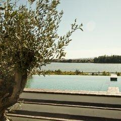 Отель Casas de Juromenha бассейн