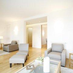 Отель Résidence Charles Floquet 2* Апартаменты с различными типами кроватей фото 27