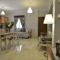 Апартаменты Polydefkis Apartments комната для гостей фото 5