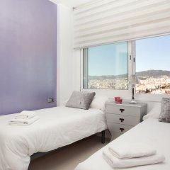 Апартаменты Click&flat Eixample Derecho Apartments Барселона комната для гостей фото 5