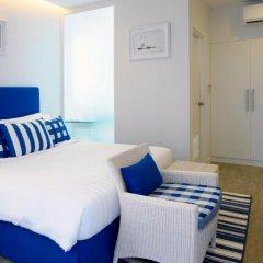 Отель Phuket Boat Quay 4* Улучшенный номер разные типы кроватей фото 8