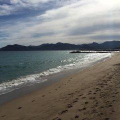 Отель Cannes Beach 514 пляж фото 2