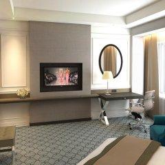 Гостиница DoubleTree by Hilton Kazan City Center 4* Номер Делюкс с различными типами кроватей фото 10