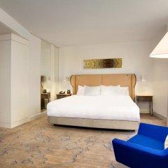 Отель Hilton Stockholm Slussen 4* Полулюкс с различными типами кроватей фото 7