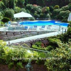 Отель Mazuga Rural Barro Испания, Льянес - отзывы, цены и фото номеров - забронировать отель Mazuga Rural Barro онлайн бассейн фото 2
