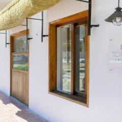 Отель Can Beia Hostal Boutique Испания, Сан-Антони-де-Портмань - отзывы, цены и фото номеров - забронировать отель Can Beia Hostal Boutique онлайн балкон