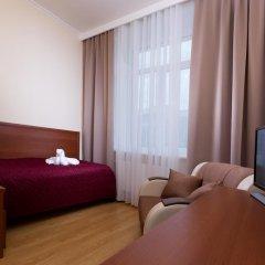 Гостиница Аветпарк 3* Стандартный номер с различными типами кроватей фото 10