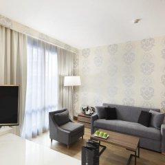 Отель NH Collection Milano President 5* Номер категории Премиум с различными типами кроватей фото 8