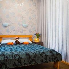 Marusya House Hostel Стандартный семейный номер с двуспальной кроватью фото 4