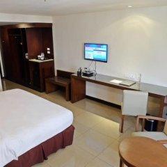 Mandarin Plaza Hotel 4* Номер Делюкс с различными типами кроватей фото 5