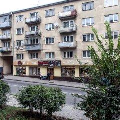 Апартаменты Queens Apartments 2 балкон