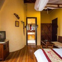 Saphir Dalat Hotel 3* Номер Делюкс с различными типами кроватей фото 4
