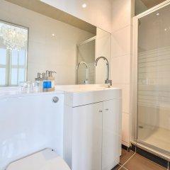 Отель Five Великобритания, Кемптаун - отзывы, цены и фото номеров - забронировать отель Five онлайн ванная фото 2