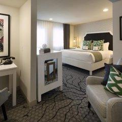 Отель Carlyle Inn 3* Представительский номер с различными типами кроватей фото 3