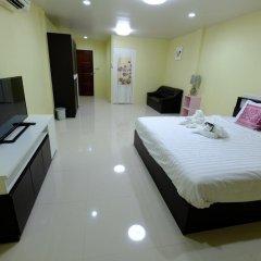 Donmueang Airport Residence Hostel Стандартный номер с различными типами кроватей фото 2