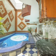 Отель Dom Hotel Cali Колумбия, Кали - отзывы, цены и фото номеров - забронировать отель Dom Hotel Cali онлайн бассейн фото 3