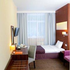 Гостиница Park Wood Академгородок 4* Стандартный номер с разными типами кроватей фото 11