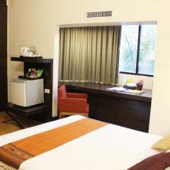 Отель The Seasons Bangkok Huamark 3* Стандартный номер с различными типами кроватей фото 7